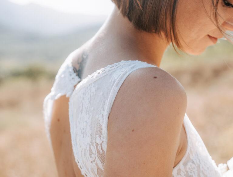 robe de marié femme